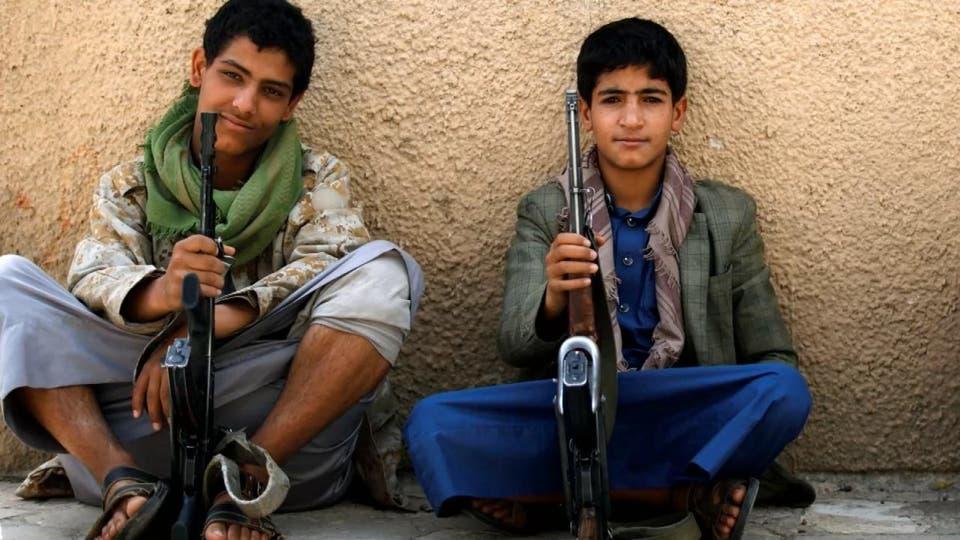 الانتهاكات بحق الأطفال في اليمن