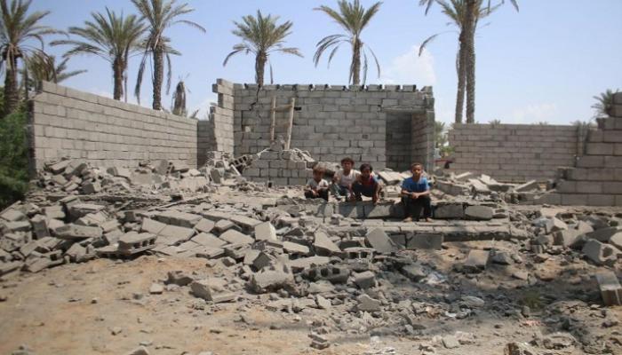 استهداف حوثي للأعيان المدنية