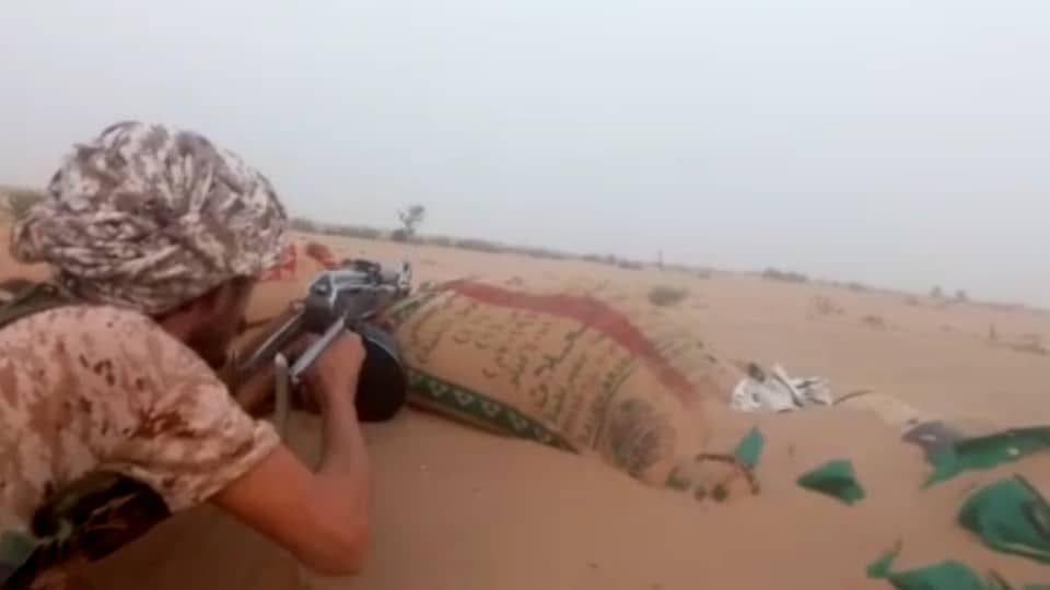 تواصل الهجمات الحوثية على مأرب