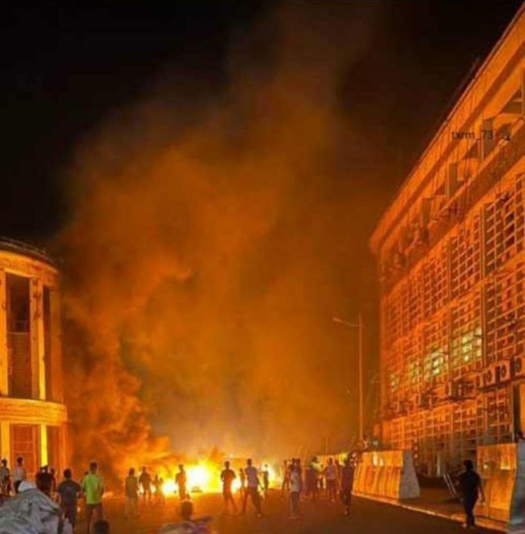 احتجاجات ليلية في عدن